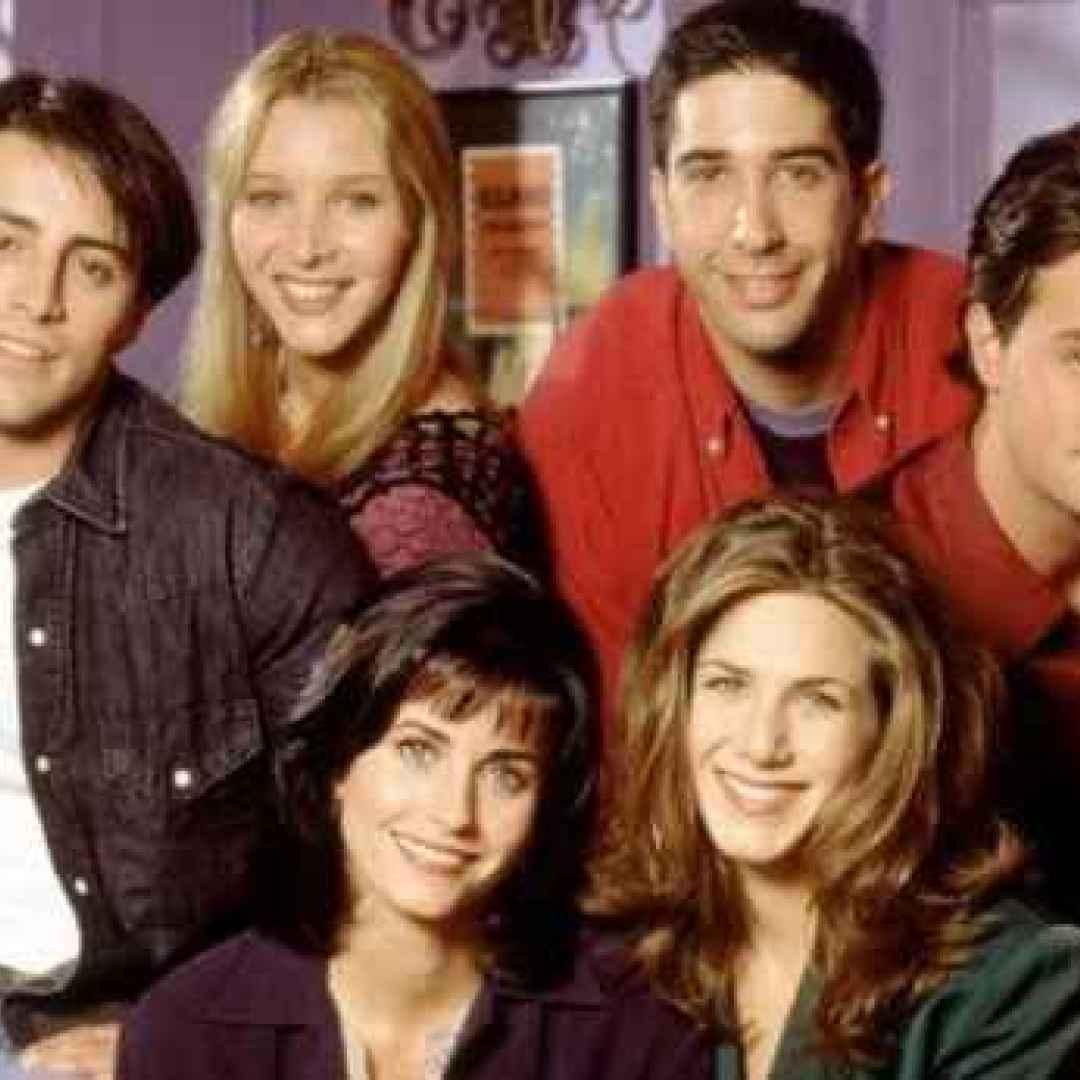 friends  serie tv  news  televisione