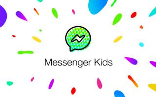 Facebook: facebook  messenger  minorenni