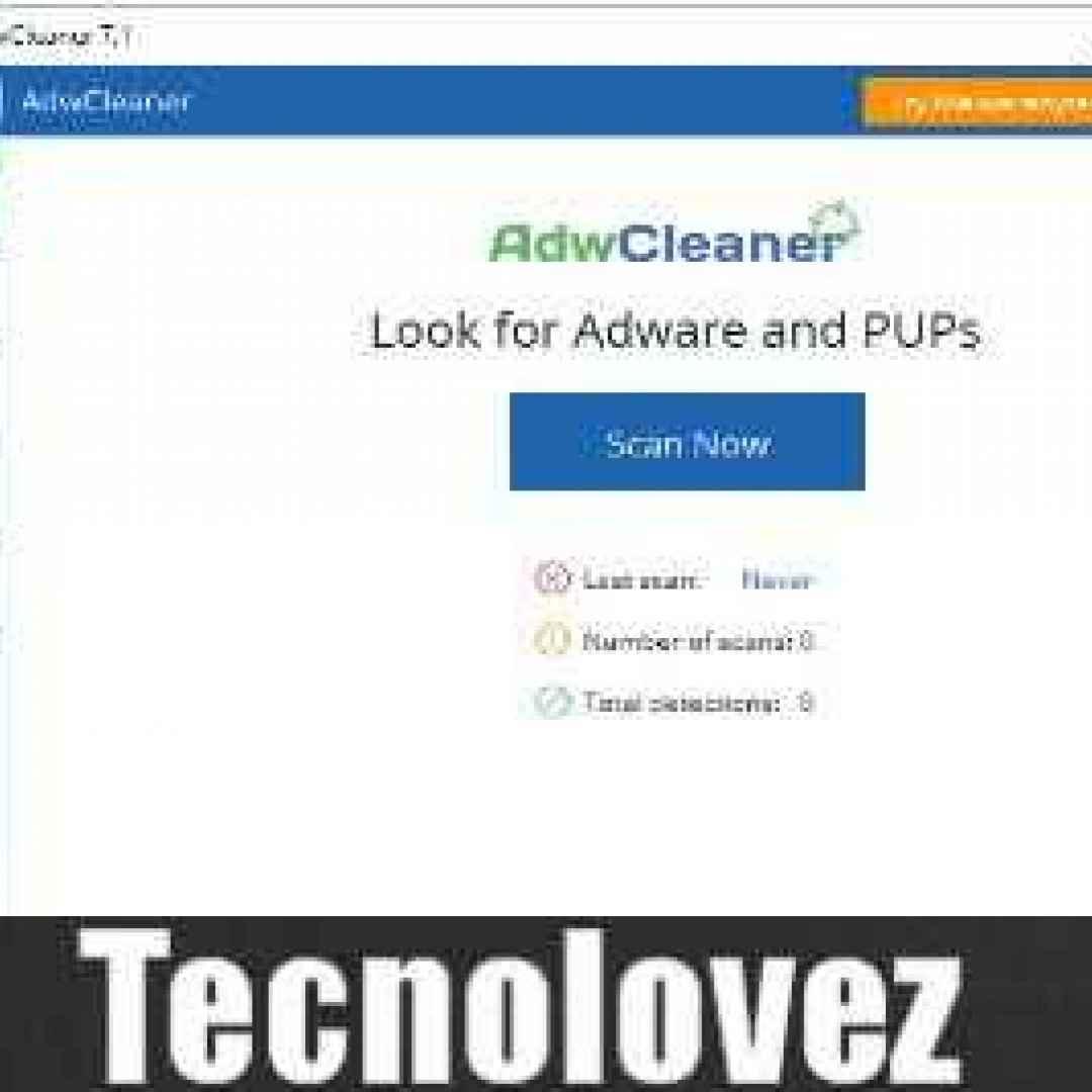 adwcleaner 7.4 download sicurezza