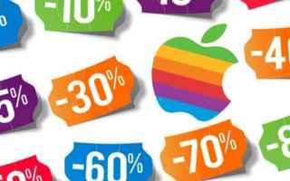 Tecnologie: iphone apple sconti giochi applicazioni