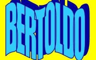 Storia: signifciato  bertoldo  etimologia