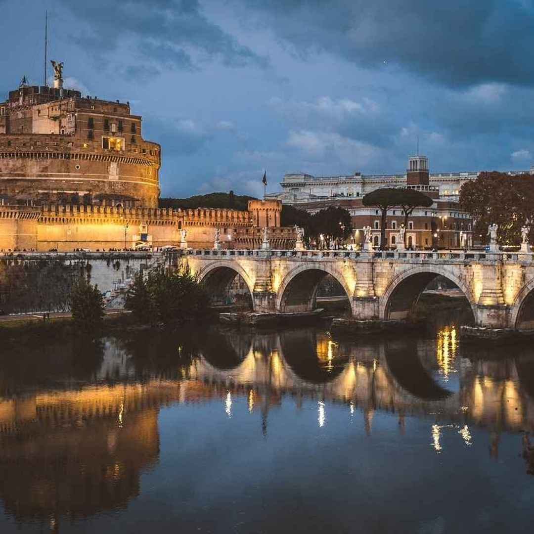 castel sant'angelo  fortezza  roma