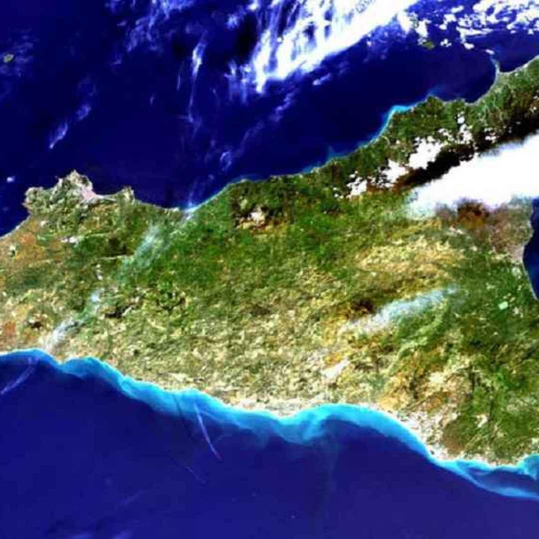 vulcani  sicilia  terremoto
