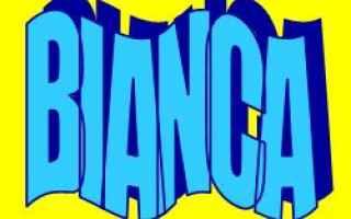 Storia: bianca  etimologia  significato  nomi