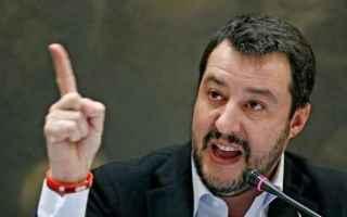 Politica: salvini  lega  politica  italia  di maio