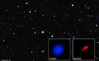 vai all'articolo completo su buchi neri supermassicci