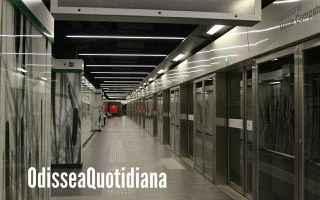 Roma: roma  trasporto pubblico  atac  metro c