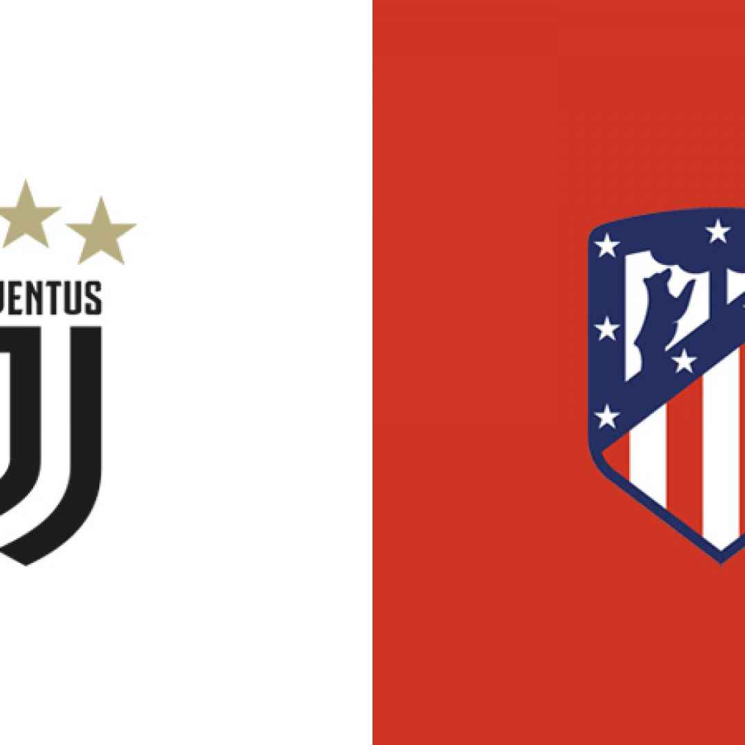 JUVENTUS - ATLETICO MADRID in Diretta Tv e Streaming