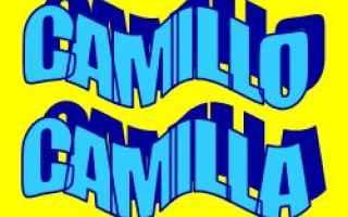 Storia: camillo  camilla  significato  etimologi