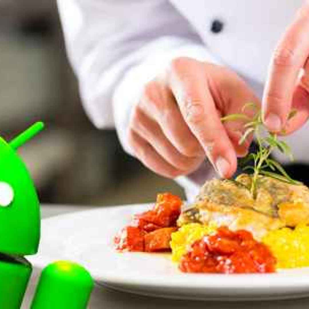 ricette cucina cibo food android