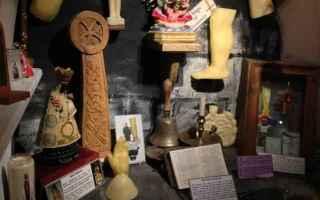Viaggi: museo  magia  boscastle