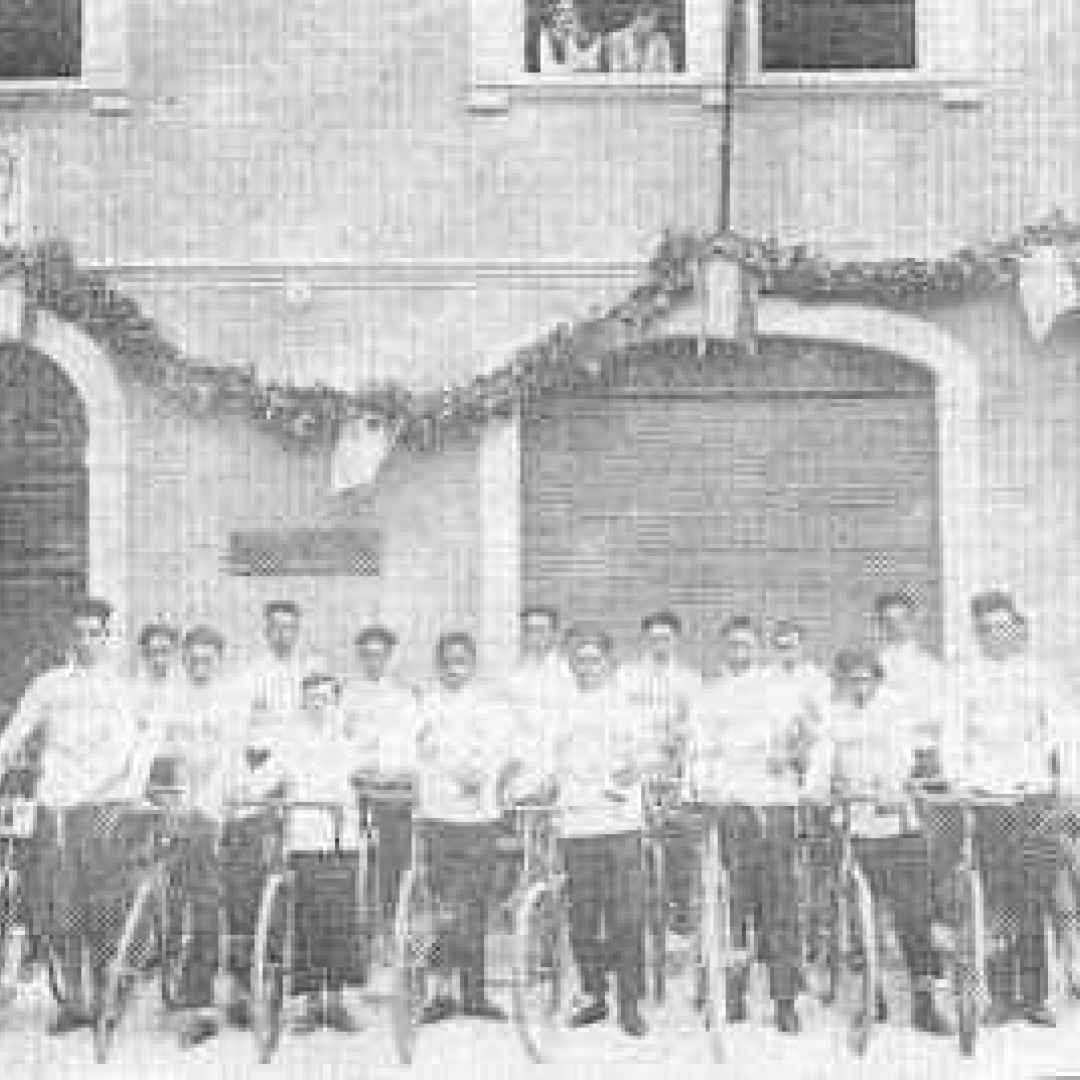bicicletta squadra misericordia