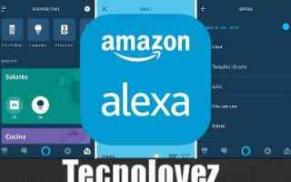 Android: alexa amazon android predefinito