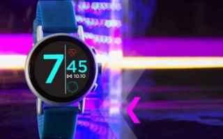 Gadget: Misfit Vapor X ufficiale: il nuovo smartwatch Wear OS con GPS ed NFC