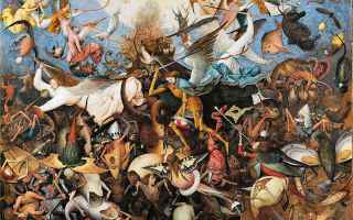 angeli caduti  atlantide  diluvio  enoch