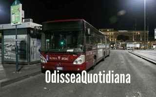 Roma: roma  trasporto pubblico  atac  autobus