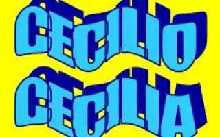 Storia: cecilia  etimologia  significato