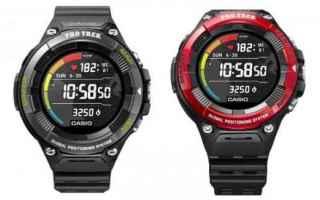 Gadget: smartwatch  sportwatch