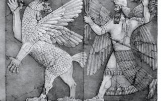 mitologia babilonese  creazione