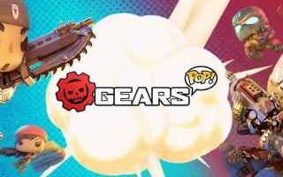 Mobile games: gears of war funko pop  clash royale