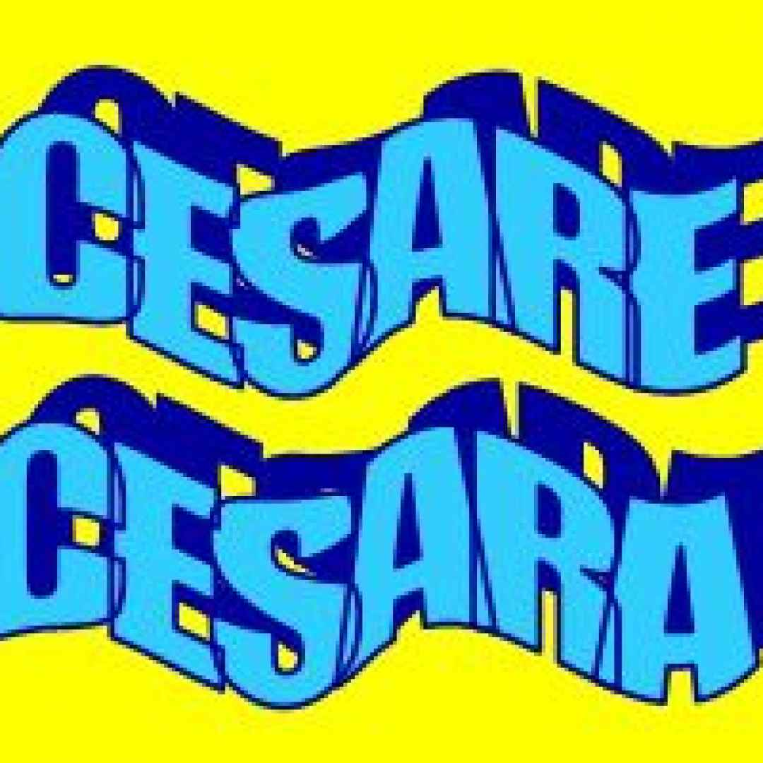 cesare  cesara  etimologia  significato