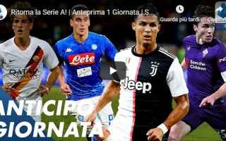 Serie A: calcio serie a video sport gol