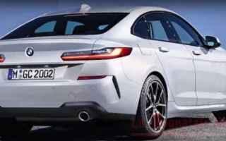 Automobili: BMW sta per presentare la Serie 2 Gran Coupè