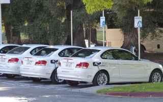 Automobili: auto  ricarica  mobilità  elettrica