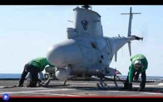 Tecnologie: droni  elicotteri  militari  marina