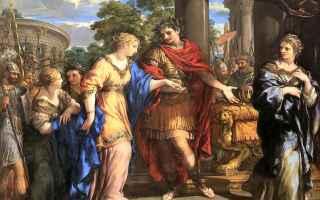 Storia: cesare  cleopatra  regina d'egitto