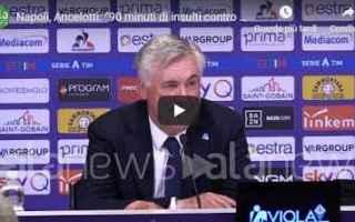 Serie A: napoli ancelotti firenze calcio sport