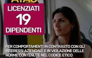 Politica: atac  roma  trasporto pubblico  raggi