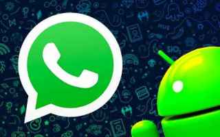 Android: whatsapp android app play store utility