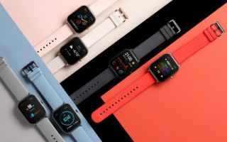 Gadget: amazfit gts  apple watch  smartwatch