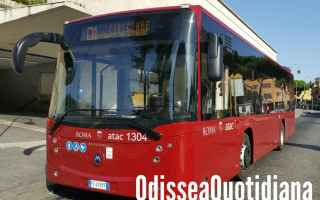 Roma: roma  trasporto pubblico  autobus  atac