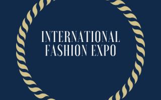 Tante le novità sorte negli ultimi giorni per l'International Fashion Expo, evento che si terrà