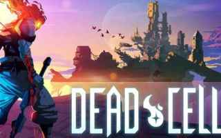 Mobile games: deadcells iphone videogame roguelike