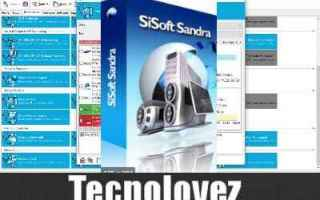 Software: sisoftware sandra 20/20 benchmark soft