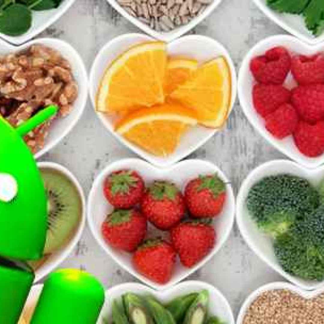 salute android dieta alimenti scienza