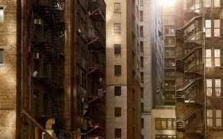 Ogni condominio è un microcosmo che racconta storie quotidiane, minime, della vita di tutti i giorn