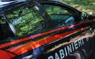 I Carabinieri della Stazione di Varcaturo in tale località appartenente al Comune di Giugliano, dop