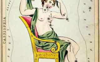 Cultura: astronomia  cassiopea  mitologia