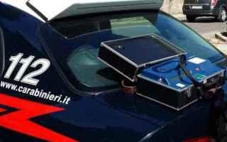 I Carabinieri della Tenenza di Cercola hanno arrestato per detenzione di stupefacenti a fini di spac