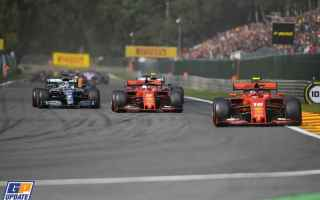 Formula 1: formula 1  ferrari  leclerc  vettel