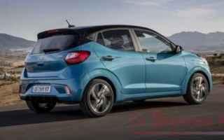 Automobili: Debutterà in Germania, al salone di Francoforte la terza serie della Hyundai I10