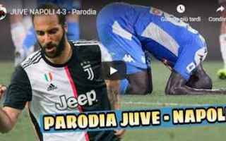 Video divertenti: juventus napoli video gli autogol