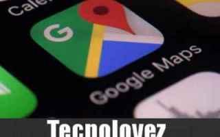 Google: google maps google limite velocità