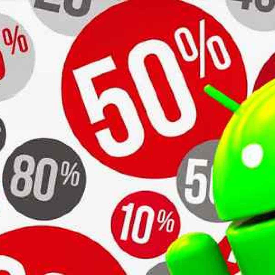 android sconti app giochi gratis free