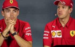 Formula 1: formula 1  monza  vettel  leclerc