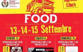 Notizie locali: castel bolognese  street food